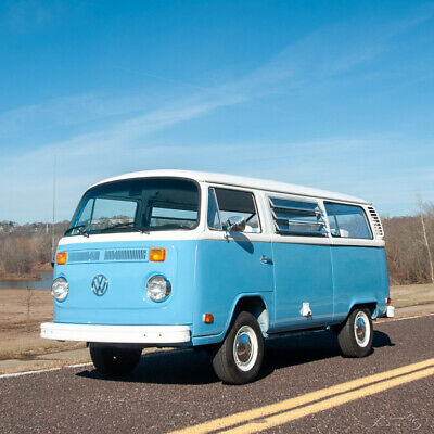 1973 Volkswagen Tin-Top Westfalia Tin-Top Westfalia 1973 Volkswagen Tin-Top Westfalia, with Porsche 2.0L Engine