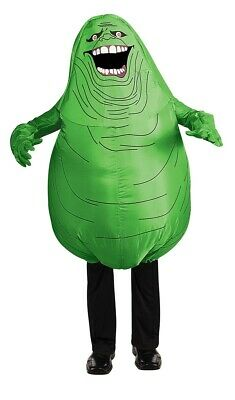 Adult size Ghostbusters - Inflatable Slimer Costume - 35 year Anniversary fnt
