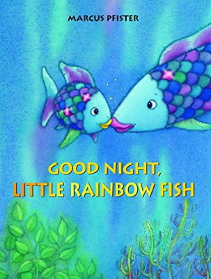 MARCUS PFISTER-GOOD NIGHT, Little Rainbow Fish (Uk Import) Book New
