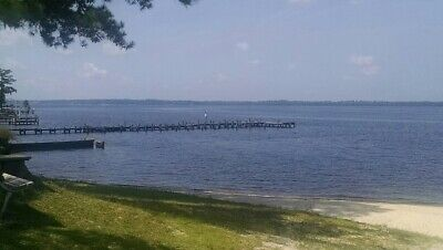 Stunning Water View Lot In Arrowhead Beach - Historic Edenton North Carolina