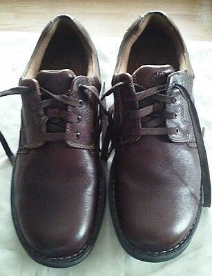 DUNHAM by NEW BALANCE Rev Lite DAL08DBR Mens 9 D Casual Lace Up Oxfords