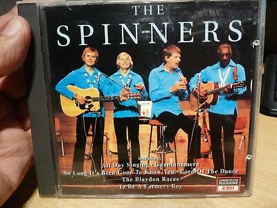 The Spinners - Emi Compact For Pleasure Series - 22 Track Cd