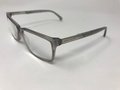 48d7db9e9cca BROOKS BROTHERS Eyeglasses Frame BB2019 6074 53-15-140 Clear Grey Horn HE98