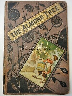 1881 antique BROTHERS GRIM The Almond-Tree and Others WEHNERT owned PEARSLEY