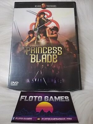 DVD ZONE 2 FR : Princess Blade - Genre : Asiatique - Floto Games