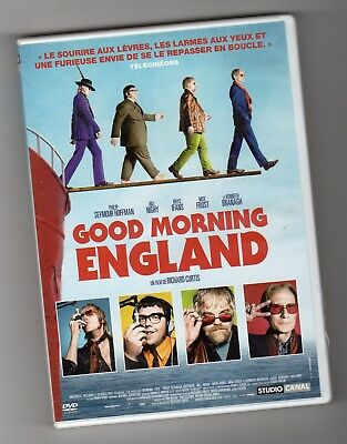 Dvd ¤ Good Morning England ¤ Richard Curtis / Bill Nighy /  ¤