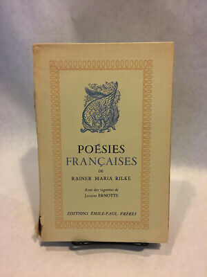 French Poetry Poems Poesies Antique Book Lot Of 6 Late 1800s