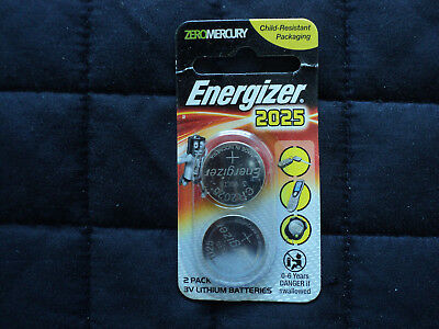 Energizer Specialty V Lithium Battery - 2025, 2 Pack. Brand New. Number 2.