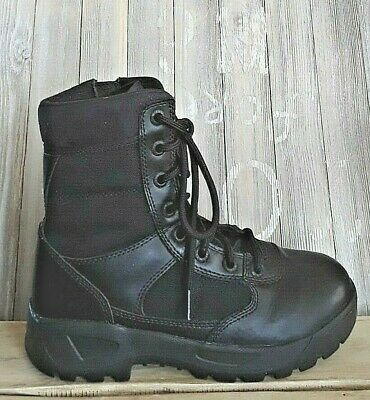 ee9b37db5e9e RESPONSE GEAR Side Zip II Black Tactical Boots Men s Size 7  1061