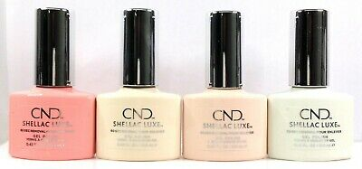 CND Shellac LUXE - YES I DO BRIDAL 2019 Collection 0.42oz/12.5ml - Choose Any