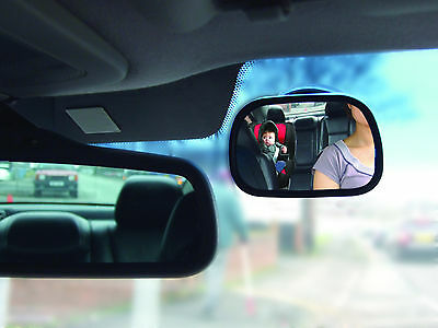 Forward Facing Kids, Baby Seat & Child Car Interior Rear View Safety Mirror