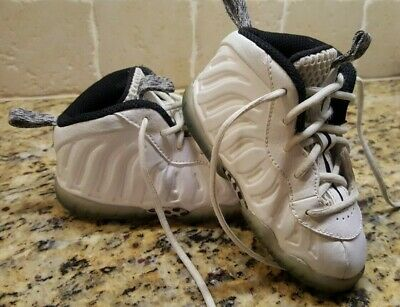 f2b25757f6da Infant Toddler NIKE Little Posite 1 Size 6c Tennis shoes boys girls baby  sneaker
