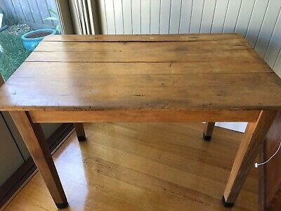 Antique Cedar Country Style Table