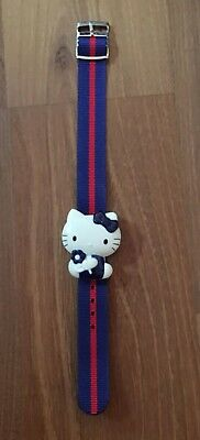 New Vintage Hello Kitty Watch Back to the 80's from 2005