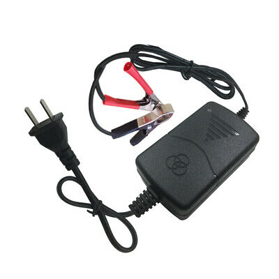 Battery Charger Maintainer Device 12V Volt Trickle RV Car Truck Motorcycle Mower