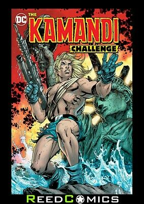 KAMANDI CHALLENGE GRAPHIC NOVEL (360 Pages) New Paperback Collects #1-12