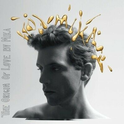 Cd The Origin Of Love Mika