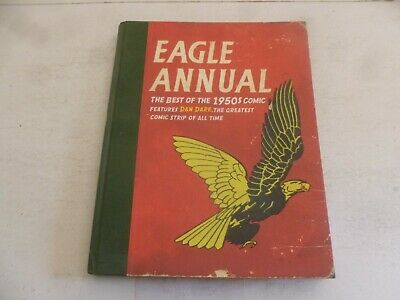 EAGLE ANNUAL - The BEST of the 1950's Comic - Date 2007 - UK Comic Annual