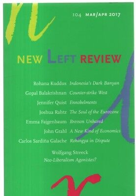 New Left Review March/April 2017