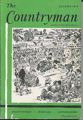 THE COUNTRYMAN MAGAZINE - Autumn 1974