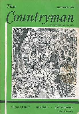 THE COUNTRYMAN MAGAZINE - Summer 1974