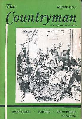 THE COUNTRYMAN MAGAZINE - Winter 1974/5