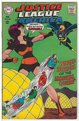 Justice League of America (Vol 1) #  60 (VryFn Minus-) (VFN-)  RS003 AMERICAN