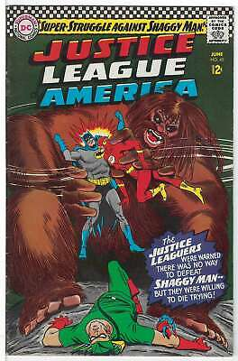 Justice League of America (Vol 1) #  45 (FN+) (Fne Plus+)  RS006 DC Comics ORIG