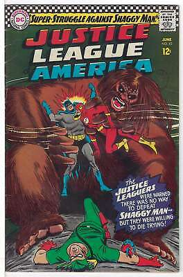 Justice League of America (Vol 1) #  45 (FN+) (Fne Plus+)  RS003 DC Comics ORIG