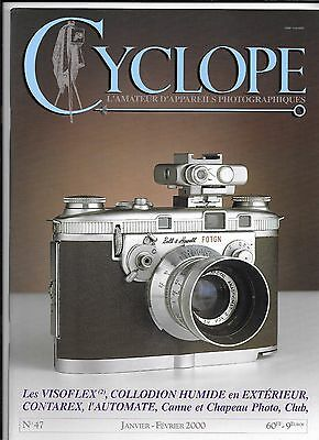 Ucollection Appareils Photo Revue Cyclope N  47