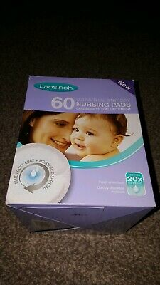 lansinoh breast pads 33pads brand new sealed