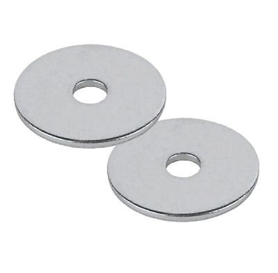 Pop rivet washers. M5 x 20mm. Pack of 20. Suits 4.8mm Rivets. Mudguard Washers
