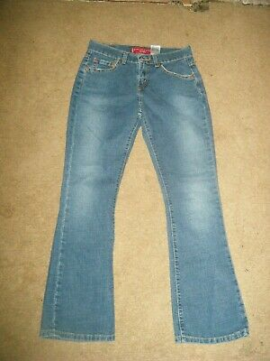 5a6e0d4bbb5 EUC WOMENS LEVIS Genuinely Crafted 515 Boot Cut Jeans 4P/M Low rise ...
