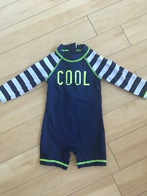 Boys All In One Swimsuit 6-9 Months