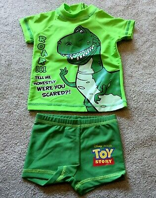 **BNWT** NEXT SUN PROTECTION SUIT UPF 50+ ~ TOY STORY ~ 3-6 months ~ CLEARANCE