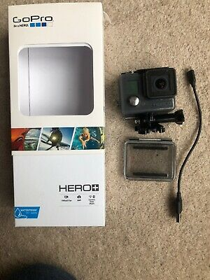 GoPro Hero Plus (GoPro Hero Plus+) Used with Accessories and Case