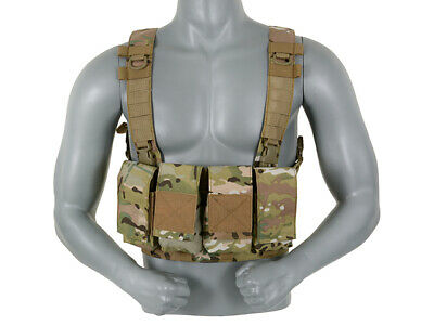 8 FIELDS Molle Multi Mission Attack Mag Pouch Panel Diverse Magazine Airsoft