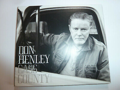 Cass County by Don Henley CD album Eagles Take A Picture of This That Old Flame!