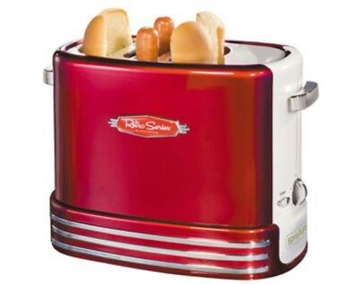 SMART Retro Pop-Up Hot Dog Toaster Ideal for parties, entertaining, quick snacks