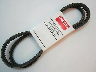 """New Cogged AX55 V-Belt, 57"""" Length, 1/2"""" Width, 5/16"""" Thick, Ships Free"""