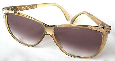 ebe82f0a7dbc5 Vintage Christian Dior Optyl 2207 31 Amber Sunglasses Rose Tint Germany Exc