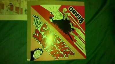 Rare Beano Comic With Original Toy Vintage Beano Comic With Gnasher Snapper 2201