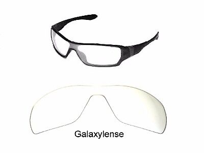 97e722c1cf9ea Galaxy Replacement Lenses For Oakley Turbine Rotor Sunglasses Crystal Clear