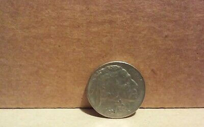 Buffalo Nickel 5 Cents 1934
