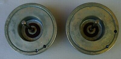 TEAC X-1000R Reel to Reel Parts Flywheels