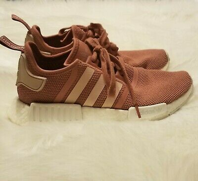 e37fef9bd8ea6 WOMEN SHOES NIB ADIDAS NMD R1 PINK RAW S76006 Raw Pink Rose Salmon ...