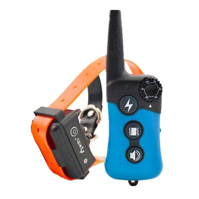 US Pet Trainer 330 Yard Dog Training Shock Collar Waterproof Rechargeable Remote
