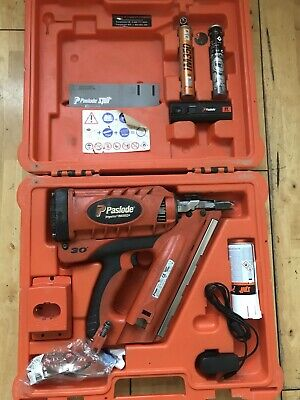 Paslode IM350 Plus First Fix 90mm Framing Nailer