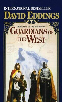 Guardians of the West by David Eddings 9780345352668 | Brand New