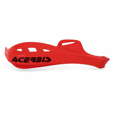 rally profile handguards red Acerbis motocross